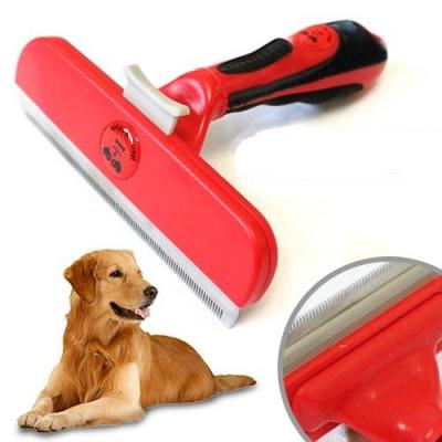 Peine de perros anti desprendimiento